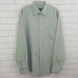 Bugatchi Modal Rayon Blend Button Down Shirt